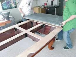Pool table moves in Shreveport Louisiana