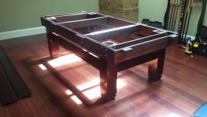 Correctly performing pool table installations, Shreveport Louisiana