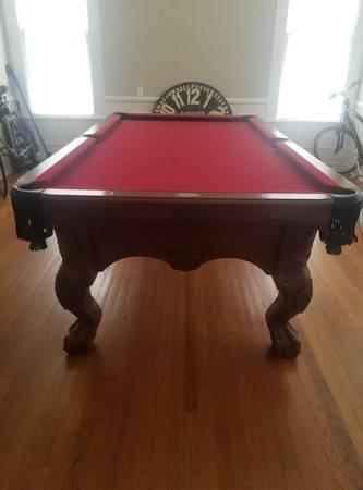 FREE SHIP NEW Set 18 Billiard Pool Table BLACK Rubber Rail Sight 3mm H  10mm D