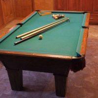 Mega Sale On A Olhausen Pool Table 8'